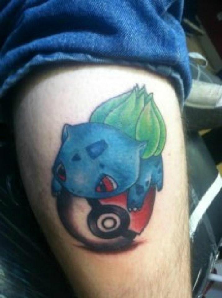 Pokeball Tattoo Wwwimgkidcom The Image Kid Has It