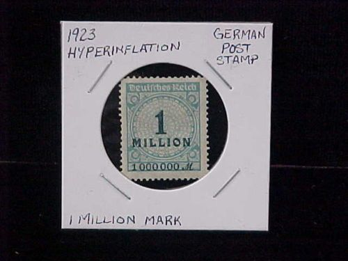 16 Million Dollar Stamps