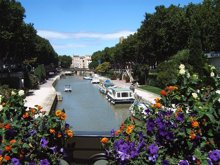 Narbonne, South France