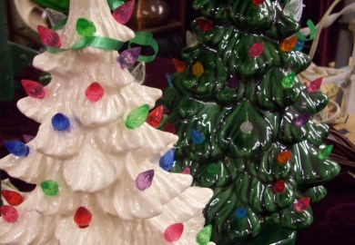 Ceramic Christmas Trees In Nc