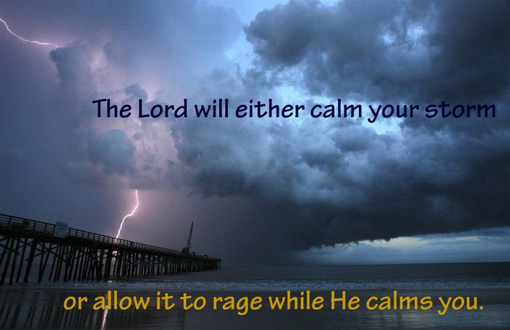 Lord Please Calm Storm