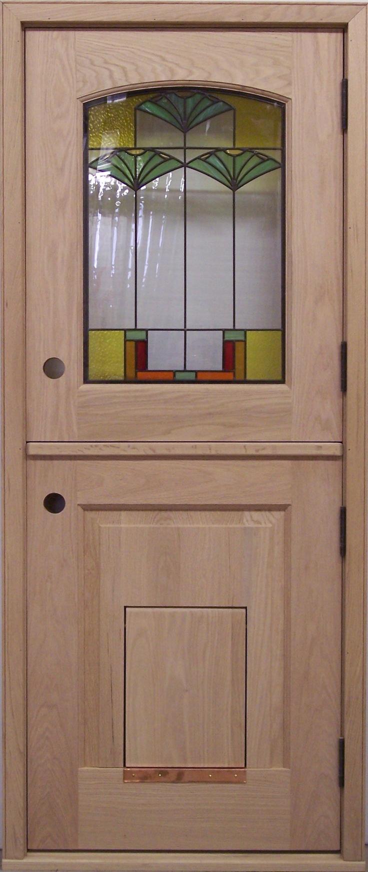 Dutch Door: Exterior Dutch Doors