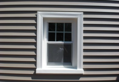 Exterior Window Trim Ideas With Vinyl Siding