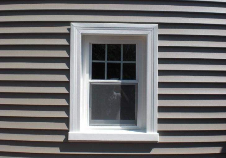 Exterior Window Trim Ideas2bwith Vinyl Siding