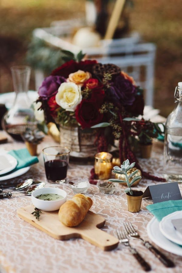 8 Beautiful Thanksgiving Tablescapes To Inspire Your Holiday Decor