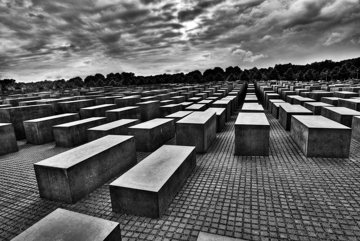 Holocaust Memorial, Berlin, Germany  Places To See Before