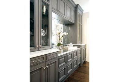Cheap Grey Kitchen Cabinets
