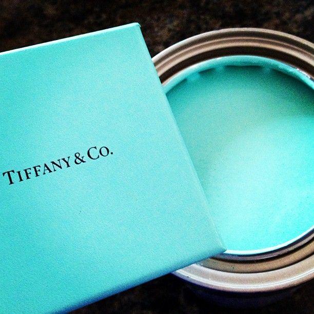 Tiffany Paint Color