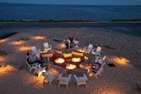 Beach fire pit | Home | Pinterest