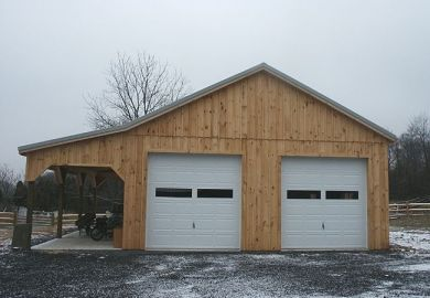 Steel Garage Door Designs