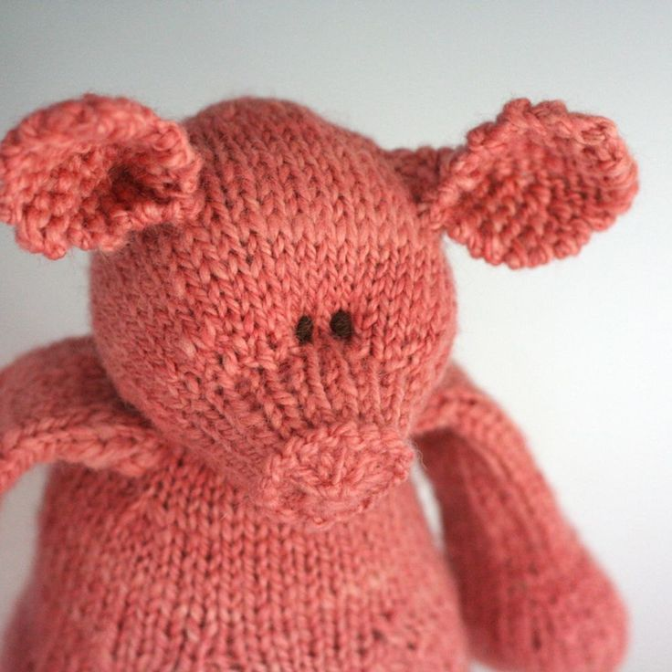 Knifty Knitter Patterns Animals