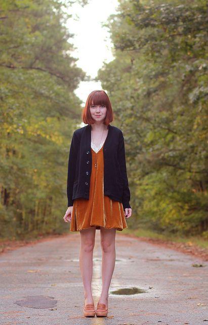 Velvet dress. shall we adventure?