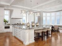 big kitchen island | Kitchens | Pinterest