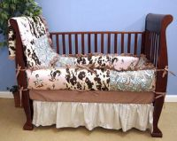adorable bedding for a lil cowgirl | Baby bump/Kids ...