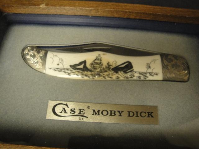 Scrimshaw Pocket Knives