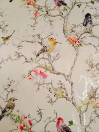 B&Q wallpaper birds. I love this one! | New house ideas ...