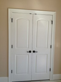 Double closet doors for guest bedroom | Details! (Lighting ...