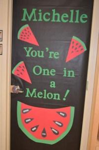 Teacher Appreciation: Door decorations | gifts | Pinterest