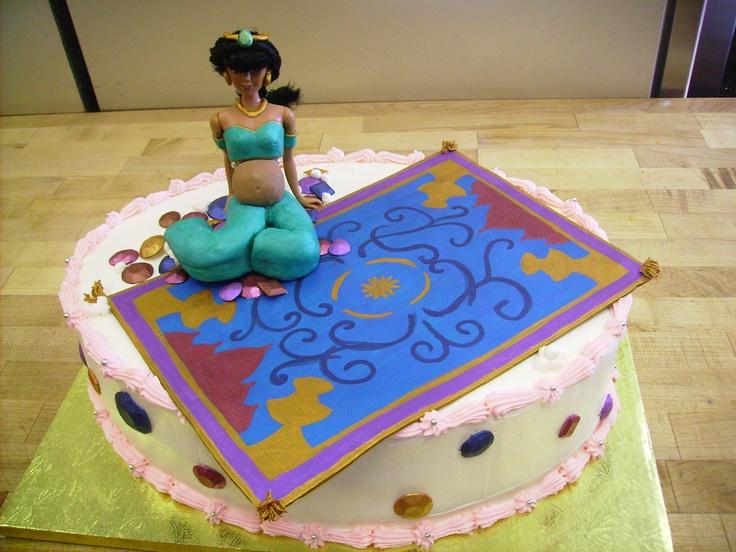 Cake Carpet Magic Flying