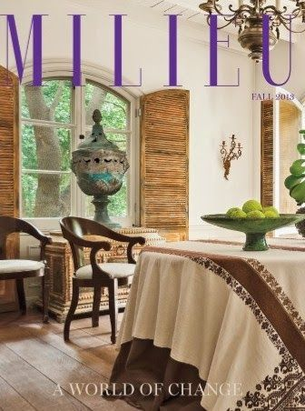 heirloom philosophy: Milieu Magazine Launch Party with Interior Designer Pam Pierce