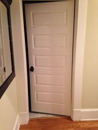 Interior Doors: 5 Panel Interior Door