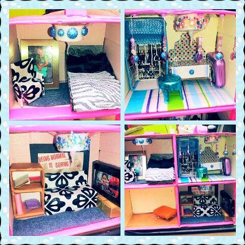 Ideas For A Shoebox House House Interior