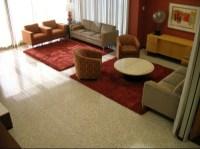 terrazzo floor living room | Home - Always room for ...