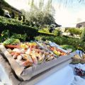 Seafood buffet idea tablescapes food stations decor amp plating p