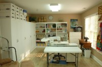 Storage cabinets from Ikea - sewing room | Quilting/sewing ...