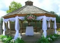 Gazebo vhuppah | Formal/Wedding Decor | Pinterest