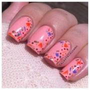 pocahontas nails nail art