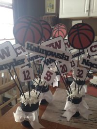 Cheerleading Banquet Table Decorations Photograph | ... chee