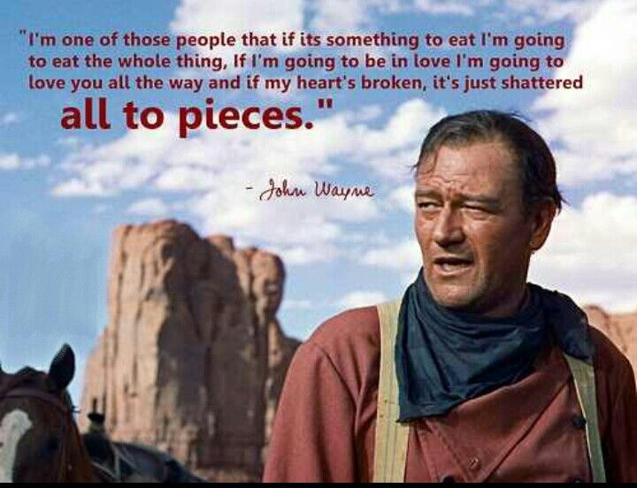 Image result for John Wayne Quotes
