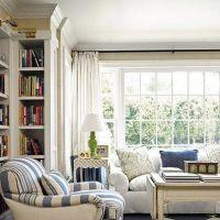 Cottage style living room | Home Decor | Pinterest
