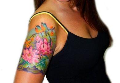 Half Sleeve Tattoo Designs Free