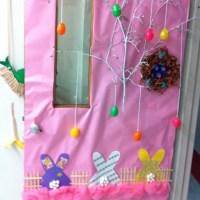 Easter classroom door | Classroom Door | Pinterest