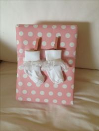 Easy baby gift wrapping | Baby Showers | Pinterest