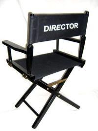 Classic Movie Director's Chair. | Film Festival | Pinterest