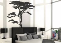 wall decals large african tree 2017 - Grasscloth Wallpaper