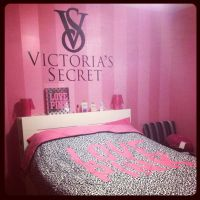 My Victoria secret styled bedroom