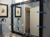framing your bathroom mirror | Inspiration for projects ...
