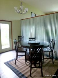 corrugated metal accent wall   LGH ~ GALVANIZED ANYTHING ...