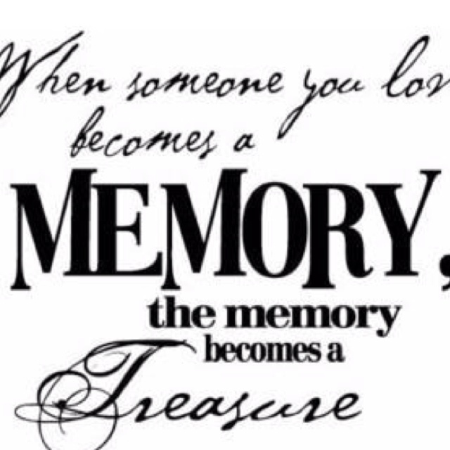 Loved Ones: Remembering Lost Loved Ones Quotes