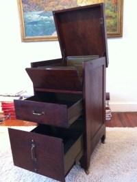 23 Original Unique File Cabinets