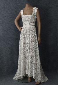 Irish lace wedding dress | The Dress | Pinterest