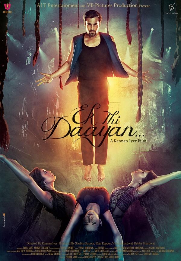 EK THI DAAYAN poster on Behance