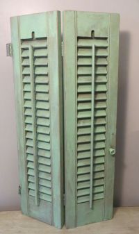 decorative interior shutters - 28 images - awesome shutter ...