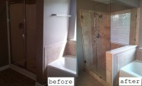 DIY: Tile/shower remodel | Bathroom | Pinterest