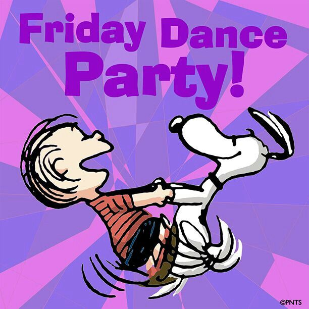Happy Friday Dance Animated