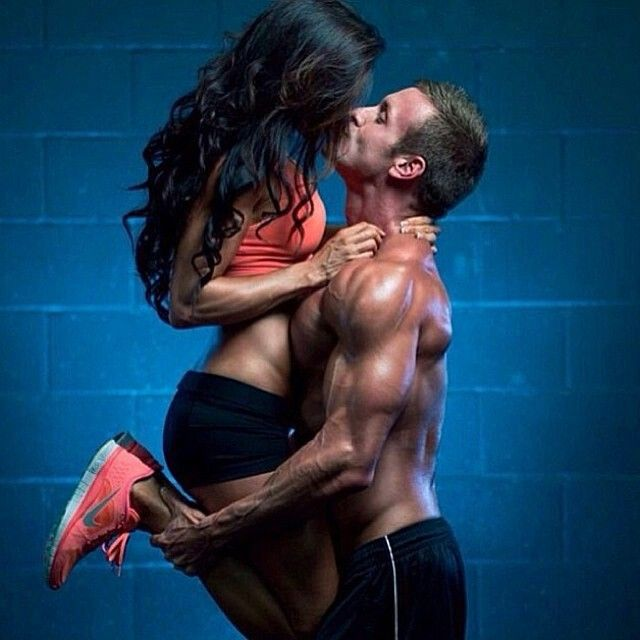 Couples that workout together, stay together!